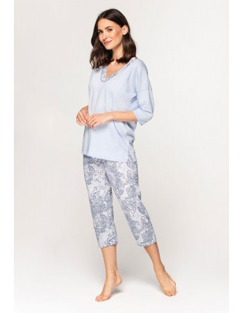 Piżama Cana 576 3/4 3XL